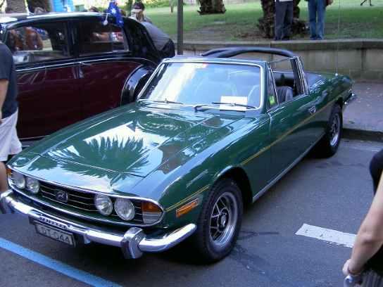 Jackhammer Mtx W116 Lipo 6 Rover P5b Coupe Capri Mk1  The