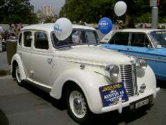 1946 Austin 16 Cambridge