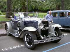 1929 Buick Roadster