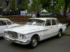 1961 Chrysler Valiant - R series