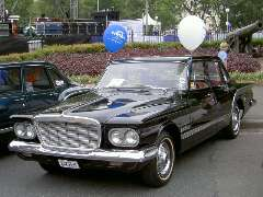 1962 Chrysler Valiant - S series