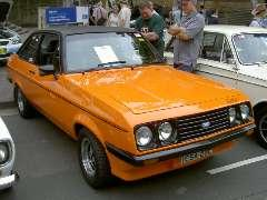 1979 Ford Escort RS 2000