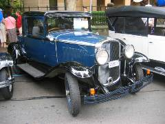 1930 Marquette Businessman coupe