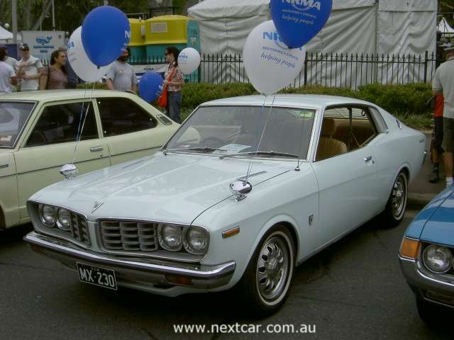 1975 Toyota Mark II Coupe