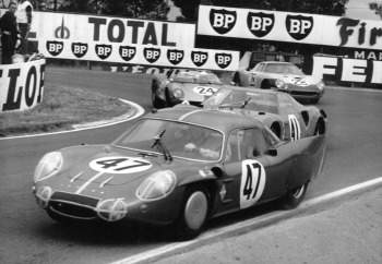 Le Mans Legends