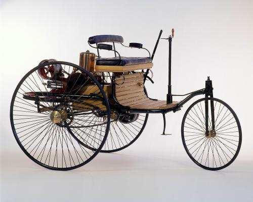 Benz Patent Motor Car – 