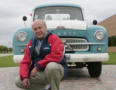 Old Way Expedition leader Luiz Fanfa 