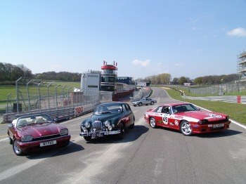 Jags gather at Brands Hatch