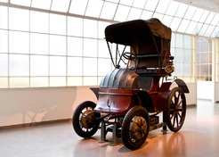 The Lohner-Porsche Electric Voiturette System 