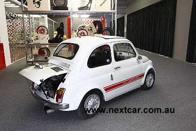 Fiat Abarth 595 (late 1960s/early 1970s ???)