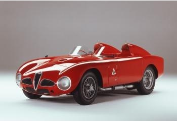 Alfa Romeo at Goodwood Festival of Speed (copyright image)