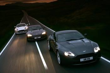 Aston Martin Rushes To Russia