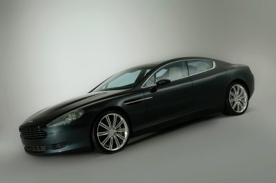 Copyright image of Aston Martin Rapide Concept Car from 2006