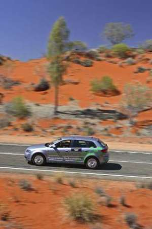 New Audi A3 1.9 TDI e Uses Just 3.3l/100km From Darwin to Adelaide