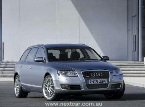 2005 Audi A6 Advant