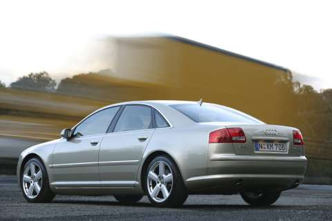 2005 Audi A8 4.2 Tdi Quattro. Audi A8 4.2 TDI