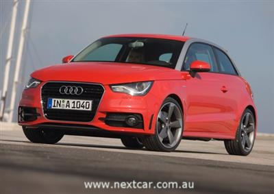 The new Audi A1 S-Line (copyright image)