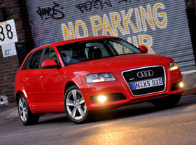 Audi A3 Sportback 2.0 TFSI Ambition - Image Source Audi Australia - Image displayed at www.nextcar.com.au
