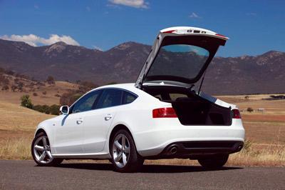 Audi A5 Sportback Arrives In Australia