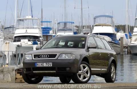 2004 Audi Allroad V8 quattro