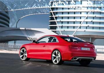 Audi RS5 (copyright image)
