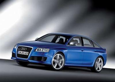 Copyright image of 2009 Audi RS 6