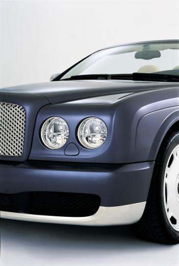 Bentley Arnage Drophead Coupe Next Car Pty Ltd 5th January 2005