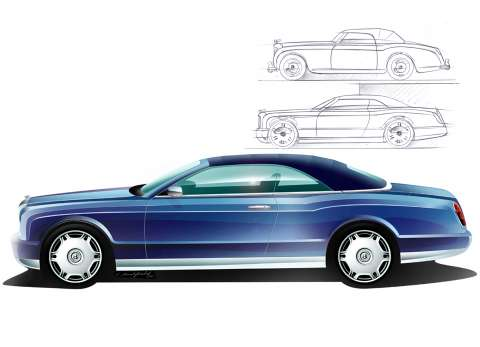 2005 Bentley Arnage Drophead Coup� Concept Car