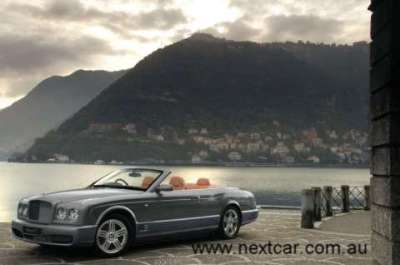 Bentley Azure T (copyright image)