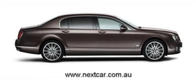 Bentley Continental Flying Spur Speed China (copyright image)