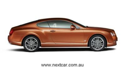 Bentley Continental GT Design Series China (copyright image)