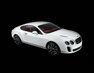 Bentley Continental Supersports (copyright image)