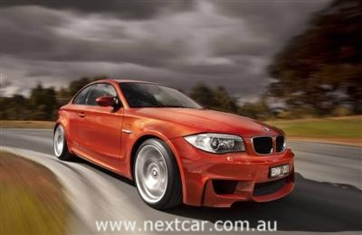 Bmw 1 series m coupe released next car pty ltd 4th for Carrelage 1m 1m