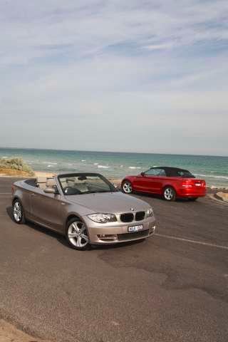 BMW 1 Series convertibles (copyright image)