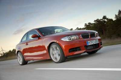 BMW 135i coupe