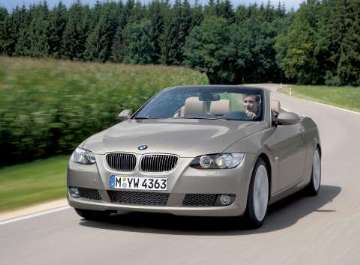 2007 BMW 3 Series Convertible