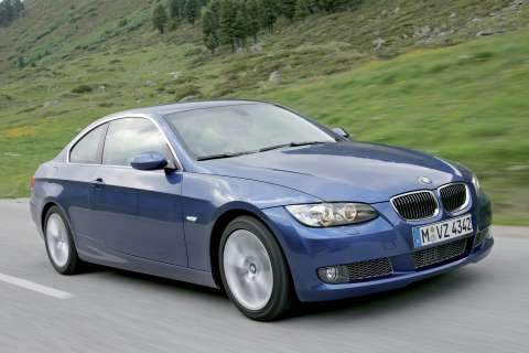 Copyright image of BMW 335i coupe
