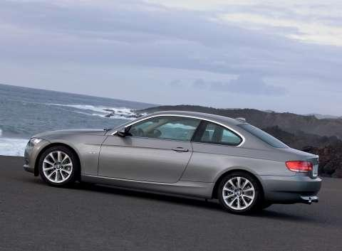 BMW 3-Series coupe - E90 model