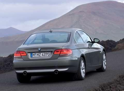 2006 BMW 3-series coupe - E90