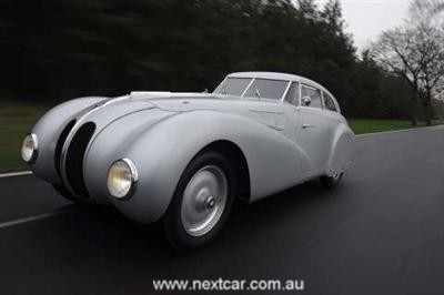 BMW 328 Kamm coupe replica (copyright image)