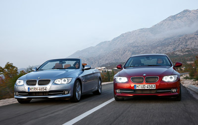 BMW 3 Series - Image Copyright BMW