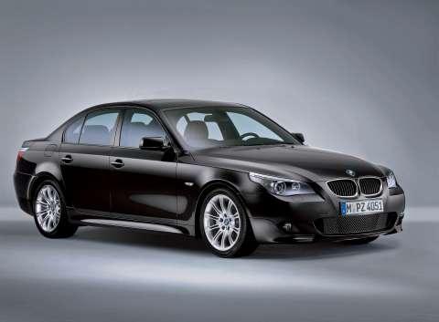 2004 BMW 5 Series Sport