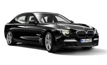 BMW 7 Series with M Package (copyright image)