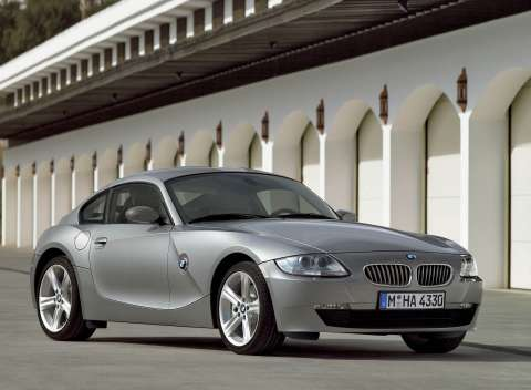 BMW Z4 Coupe and Z4 M Coupe: Set to Arrive In H2 2006 - Next Car Pty ...