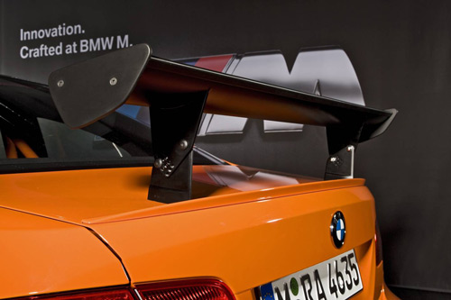 BMW M3 GTS - Image Copyright BMW
