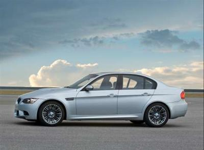 BMW M3 sedan (copyright image)