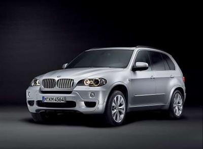 BMW X5 with M Sport Package (copyright image)