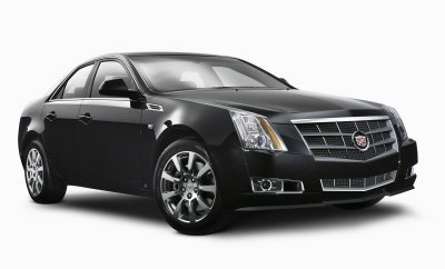 2009 Cadillac CTS (copyright image owned by GM Corp.)