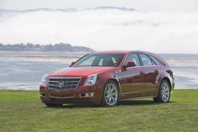 2010 Cadillac CTS Sport Wagon