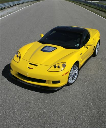 2010 Chevrolet Corvette ZR1 (copyright image)